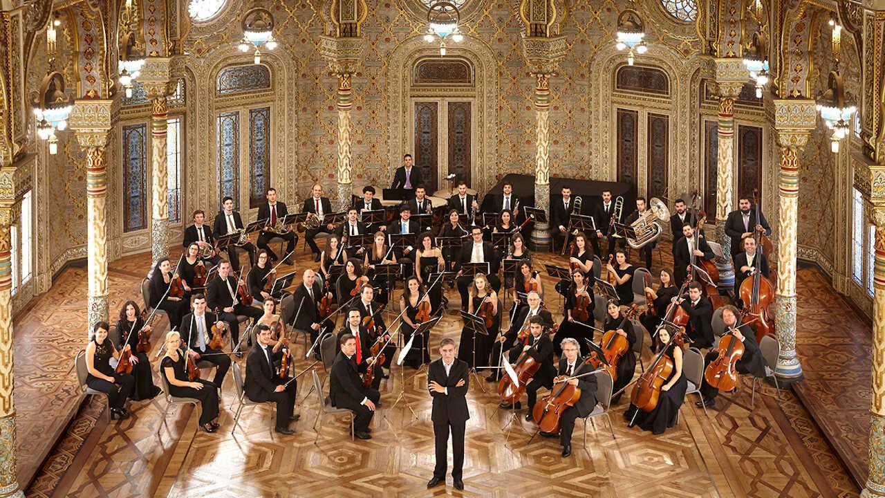 Coliseu Porto Ageas - Orquestra Filarmónica Portuguesa