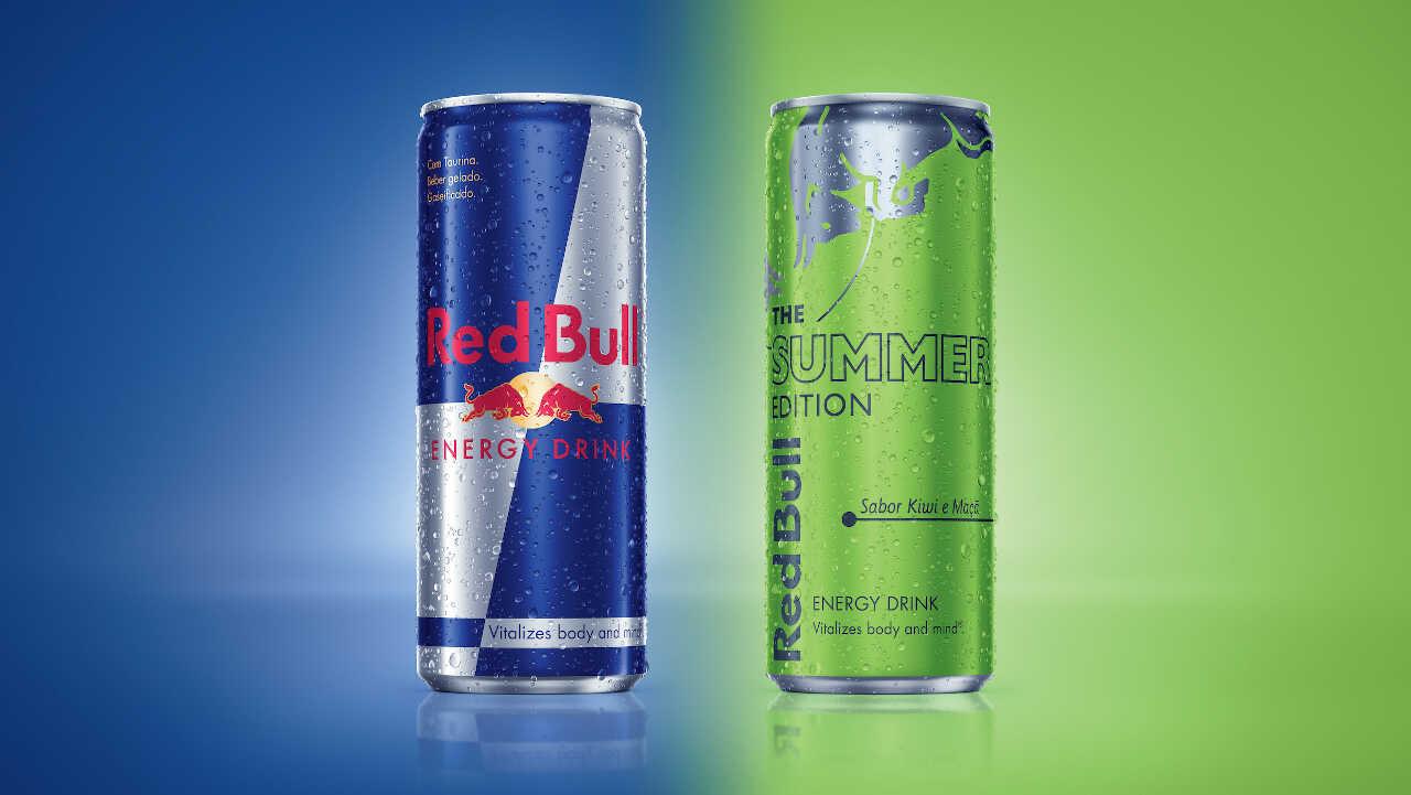 Novo Red Bull