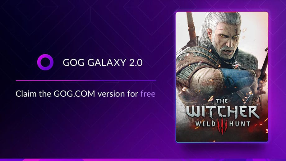 GOG - The Witcher 3