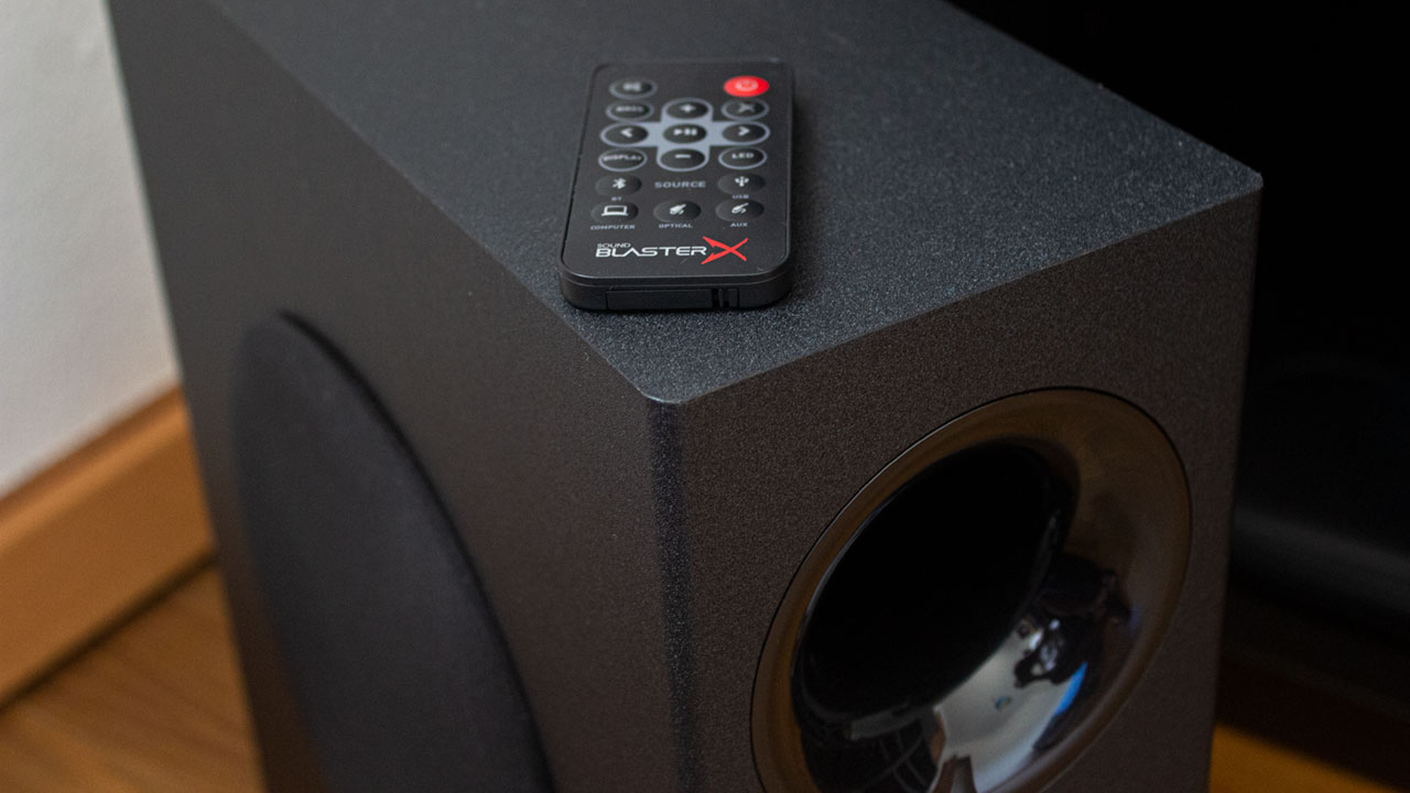 creative sound blasterx katana review echo boomer 5