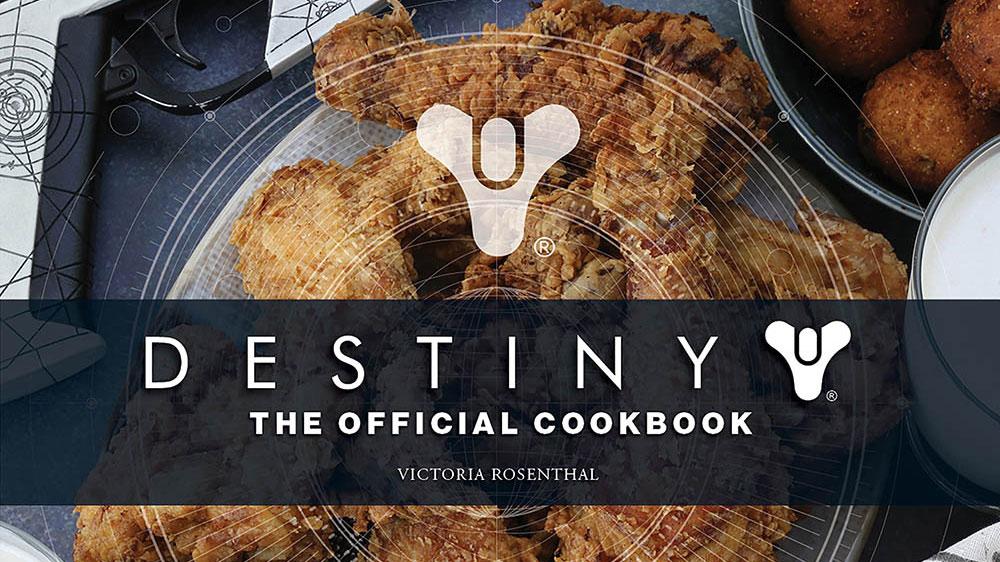Destiny - Livro de receitas