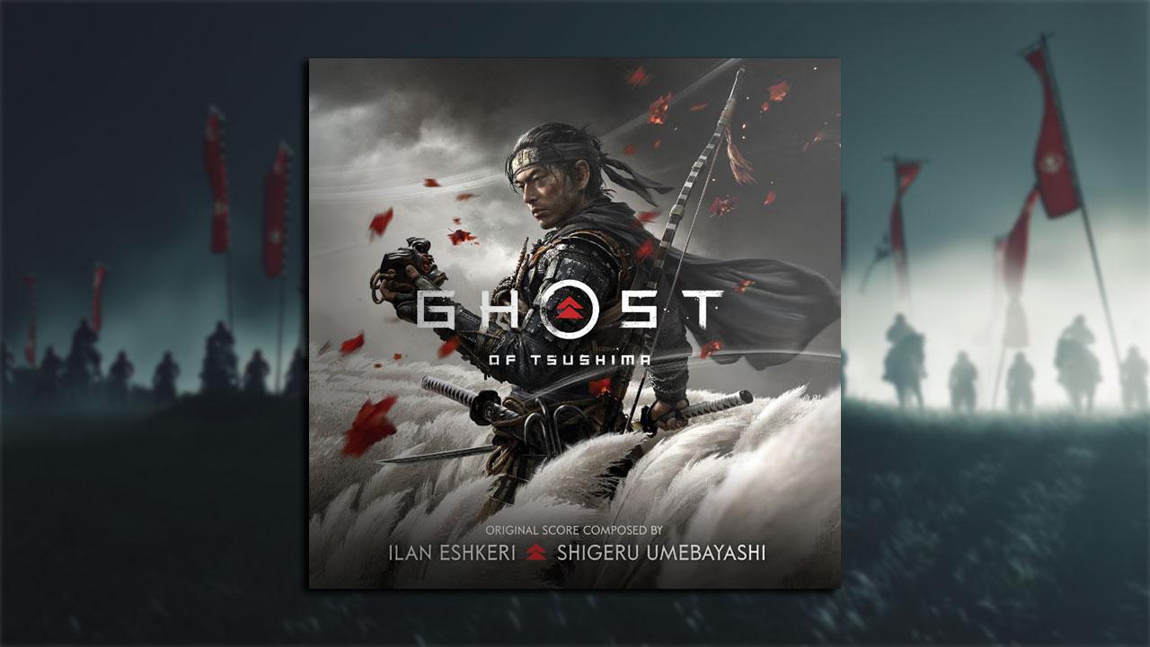 Ghost of Tsushima - banda sonora