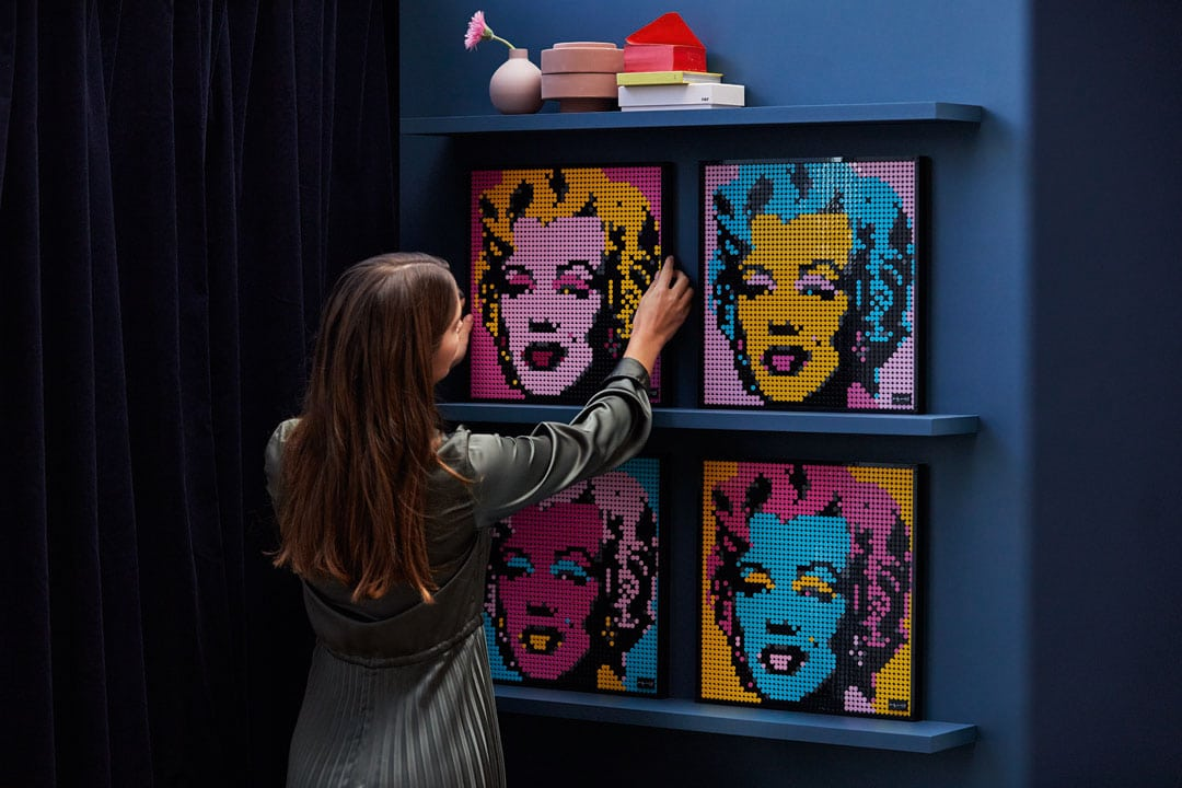 lego pop art 3