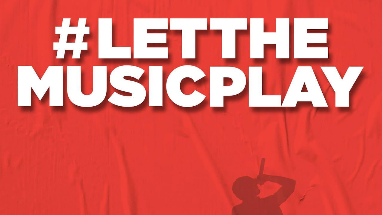 Let The Music Play - petição pública