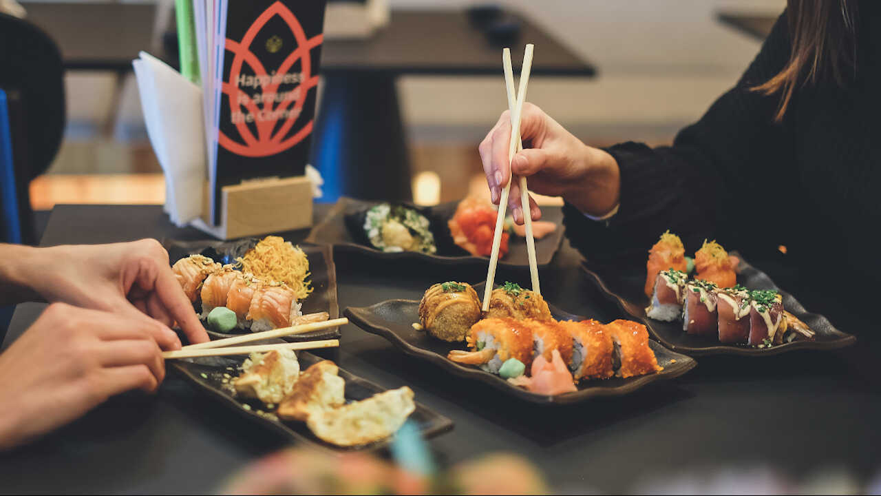 SushiCorner - all you can eat