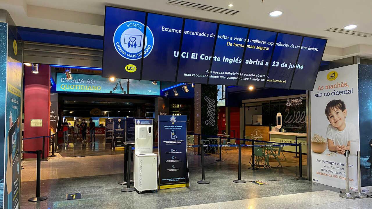 UCI Cinemas El Corte Inglés