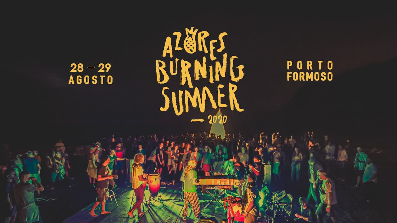 Eco Festival Azores Burning Summer
