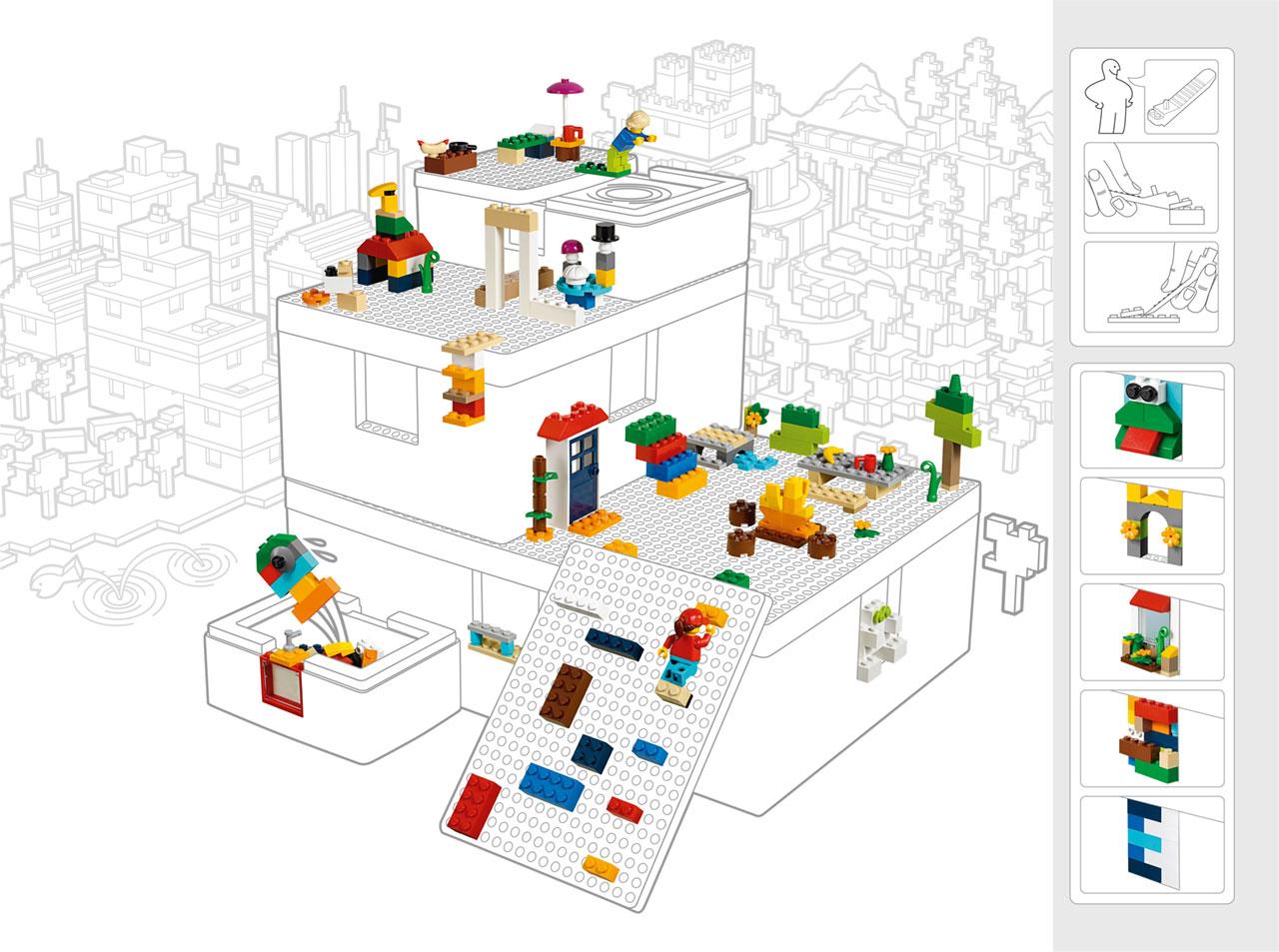 bygglek ikea lego 3