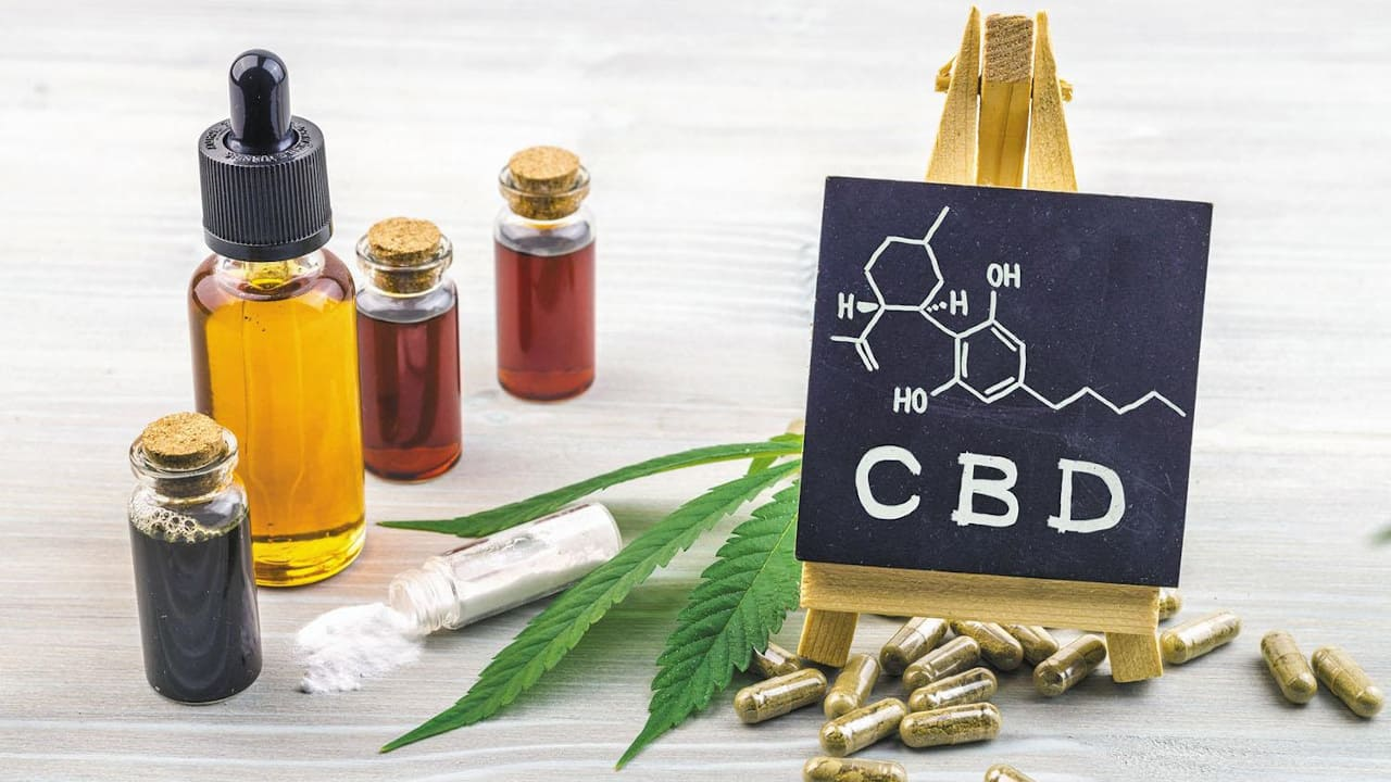 produtos CBD