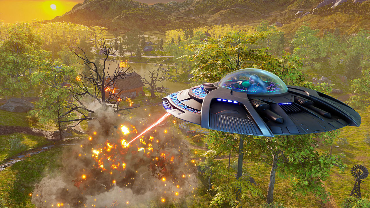 destroy all humans review echo boomer 1