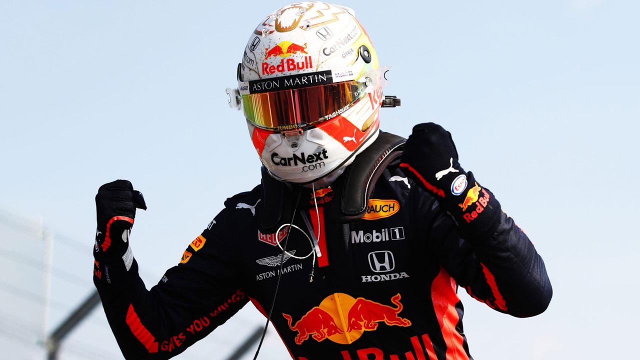 Fórmula 1 - Max Verstappen