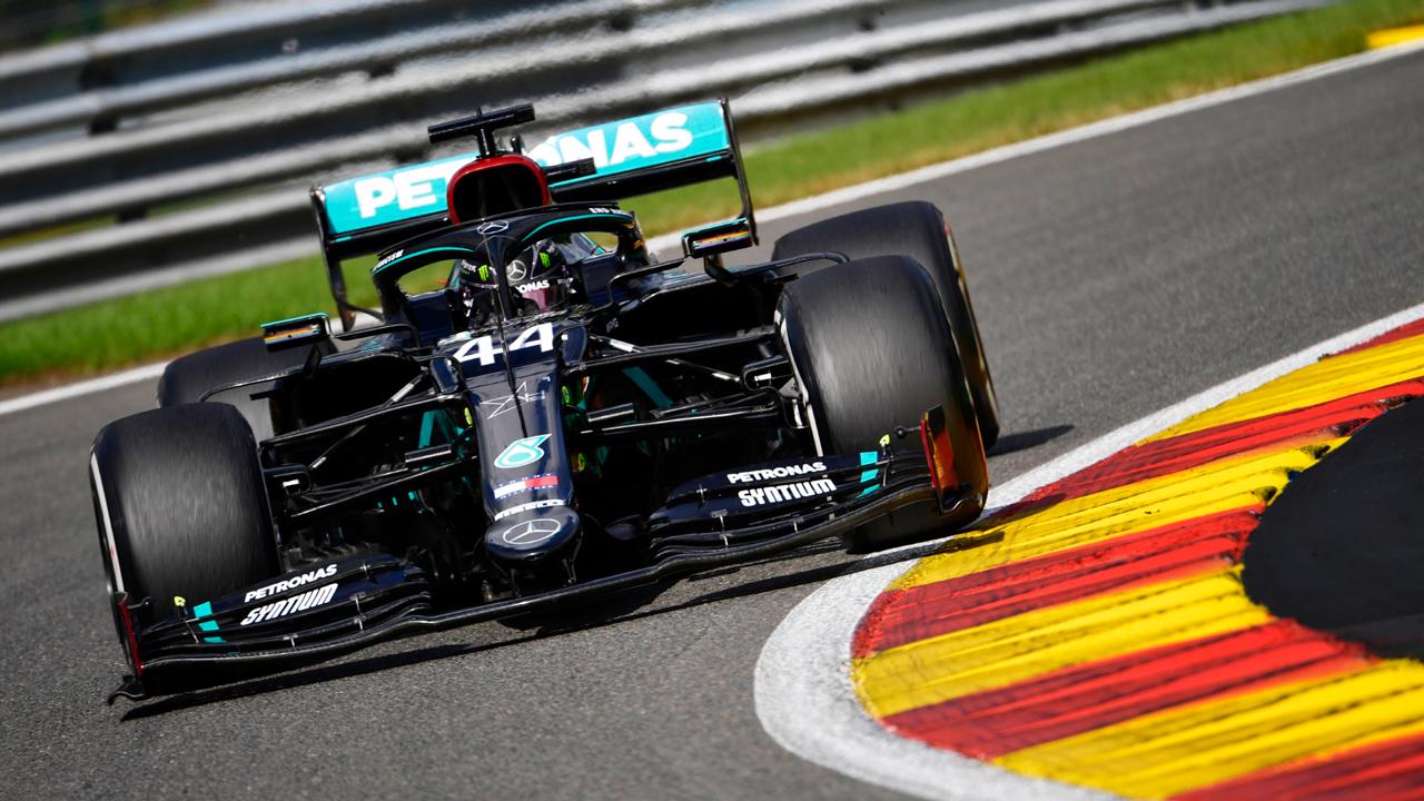 Formula1 – Grande Prémio de Bélgica 2020