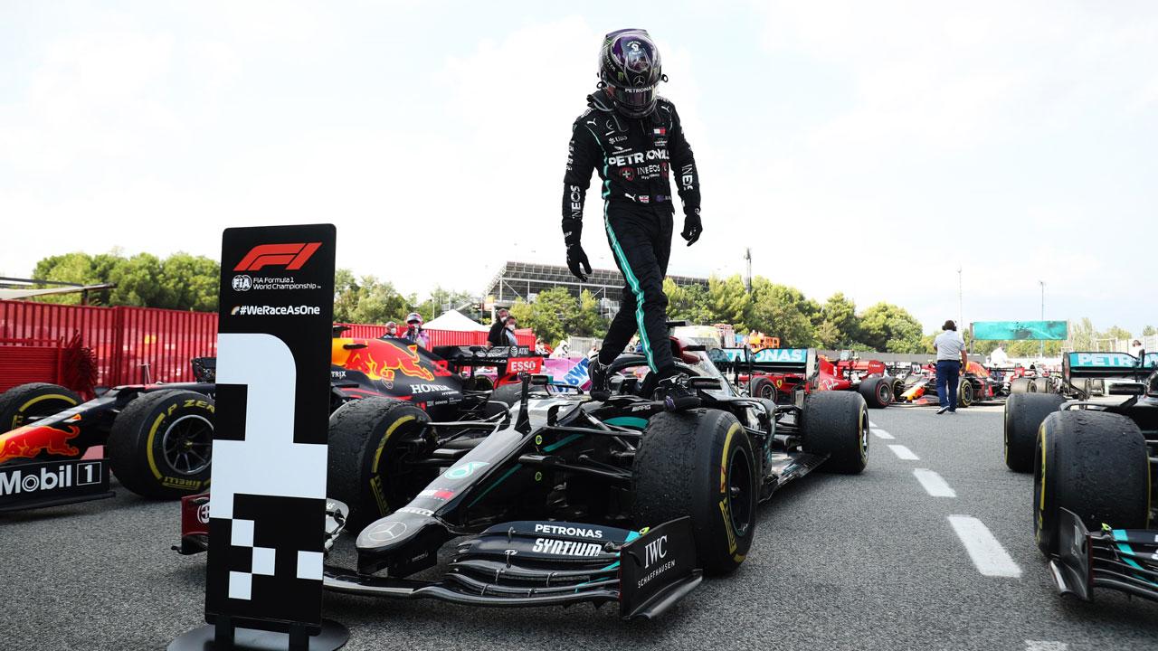 Fórmula 1 - Grande Prémio de Espanha