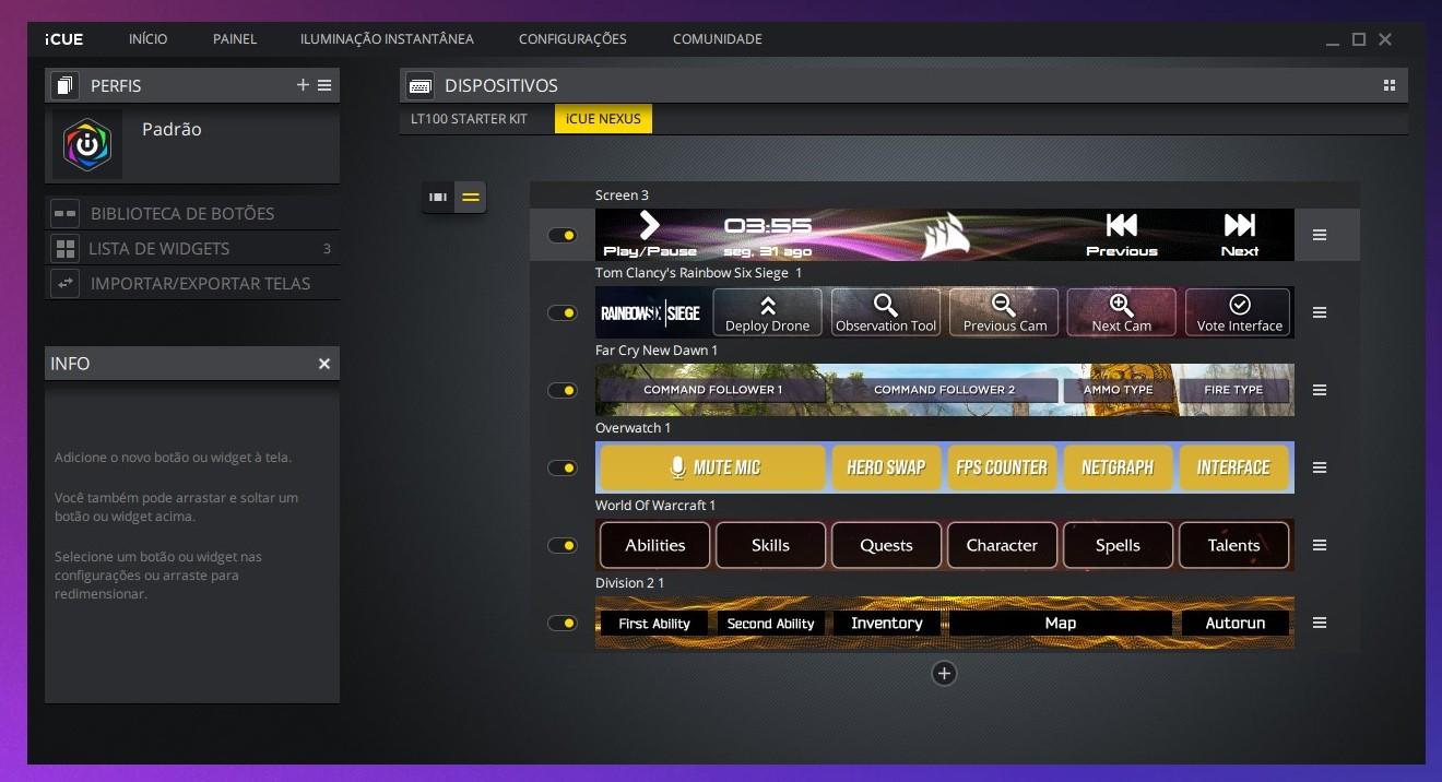 icue nexus review echo boomer 4