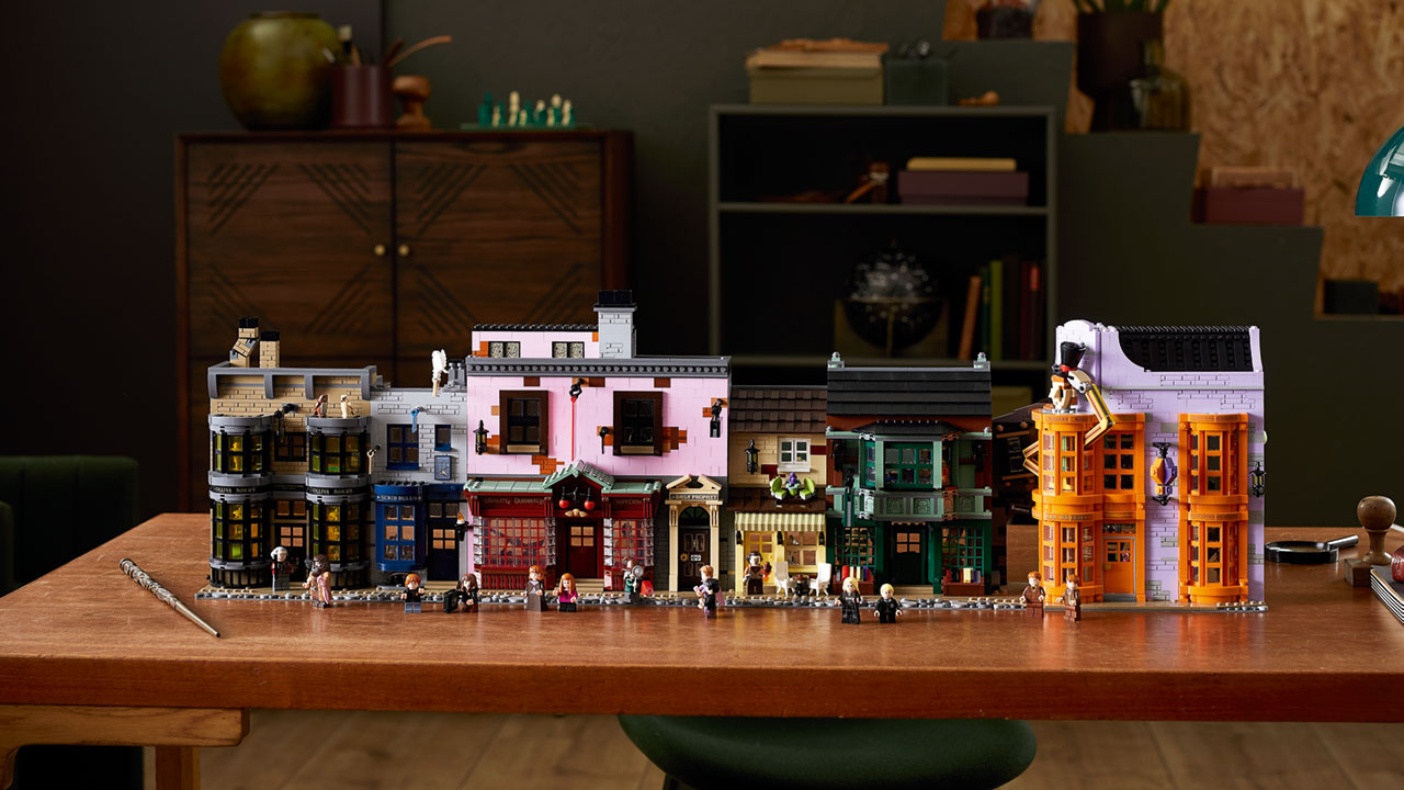 lego harry potter diagon alley 3