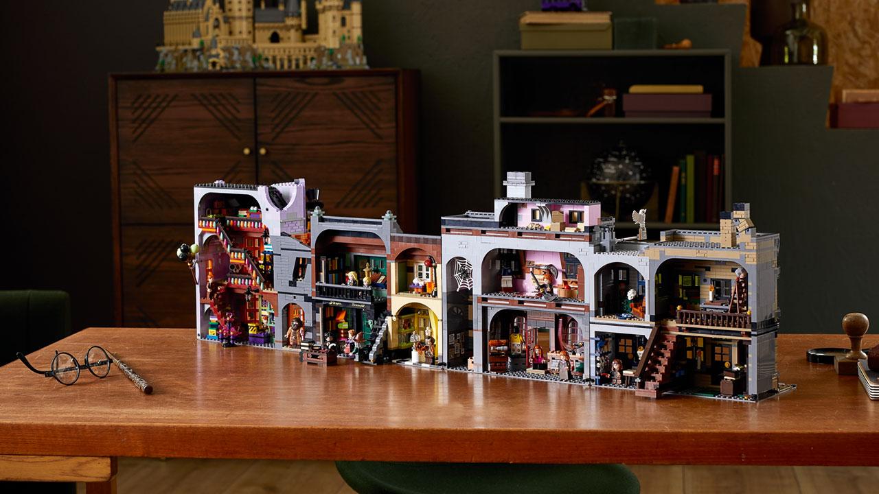 lego harry potter diagon alley 5