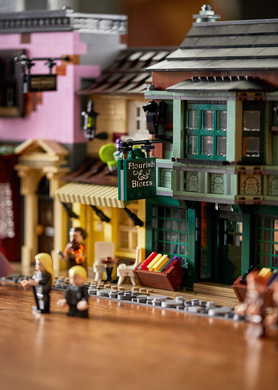 lego harry potter diagon alley 6