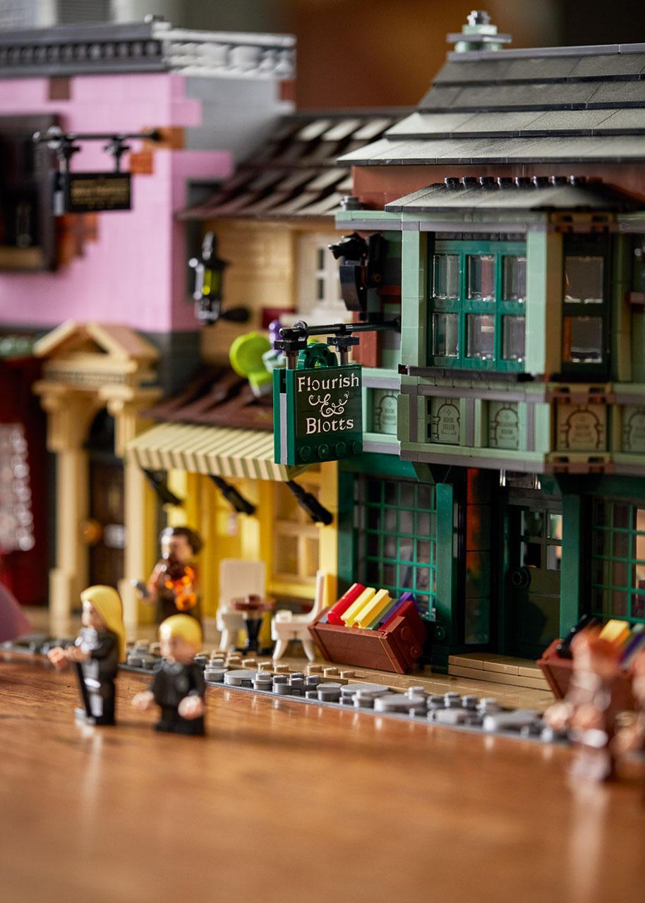 lego harry potter diagon alley 6
