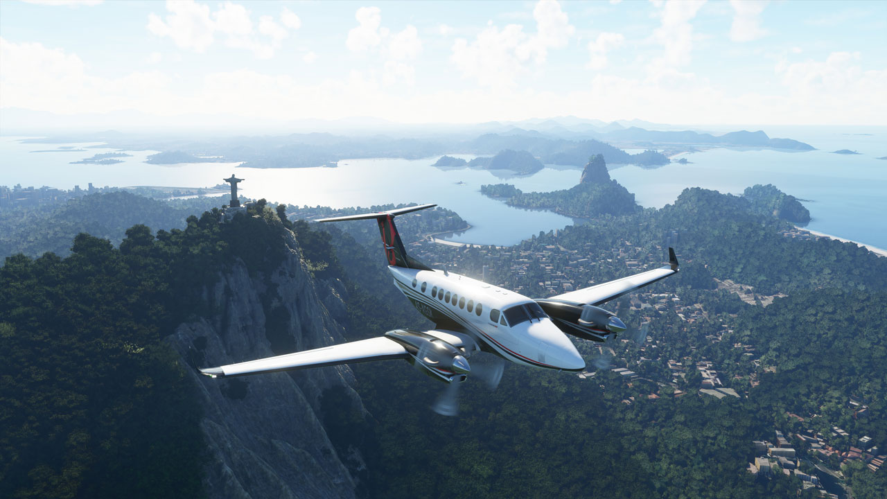microsoft flight simulator review echo boomer 2