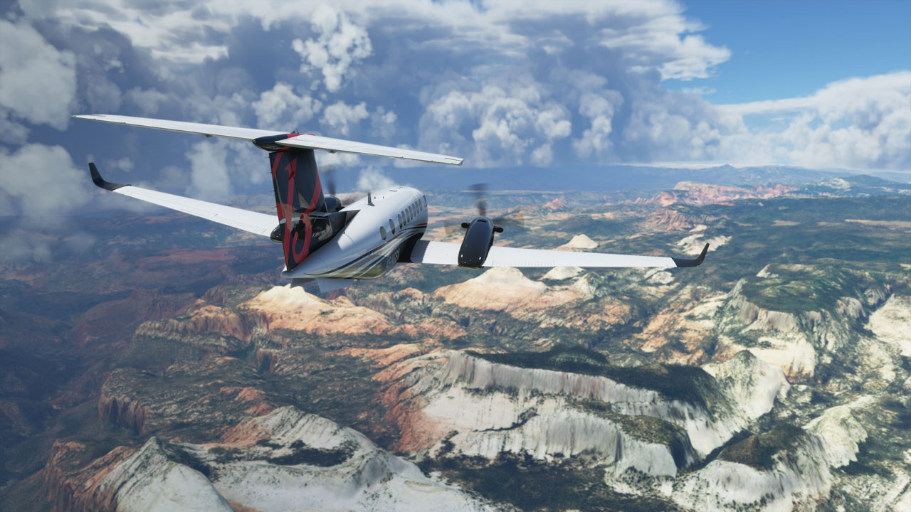 microsoft flight simulator review echo boomer 4