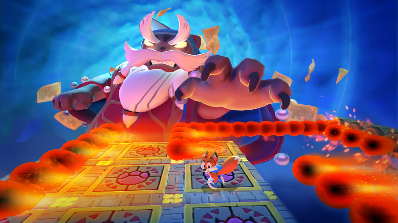 new super luckys tale review echo boomer 4