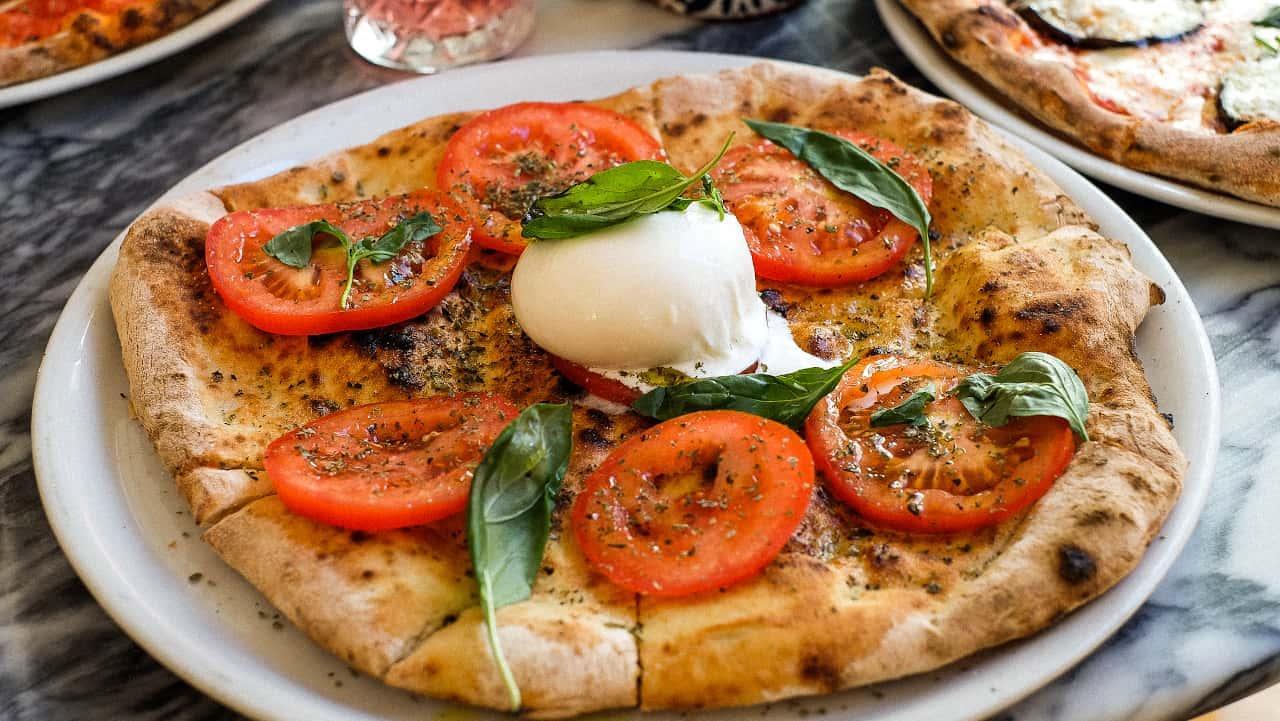 Pizza A Crudo - Mano a Mano