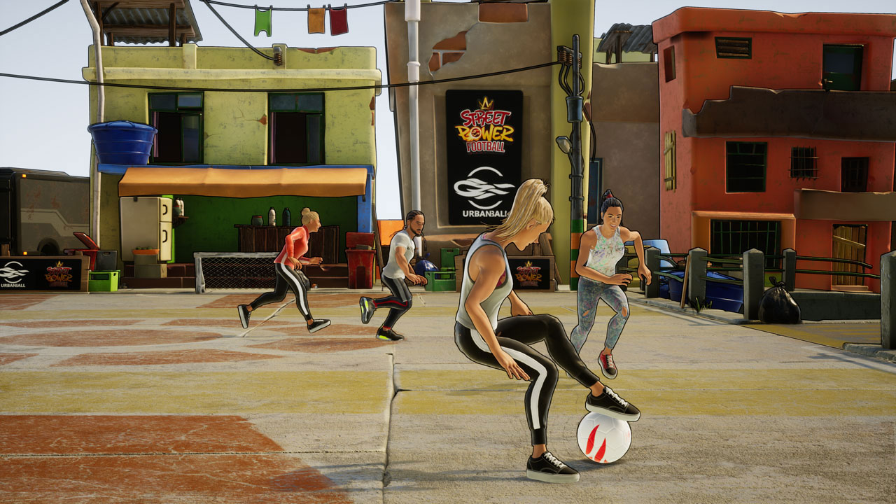 street power football review echo boomer 2