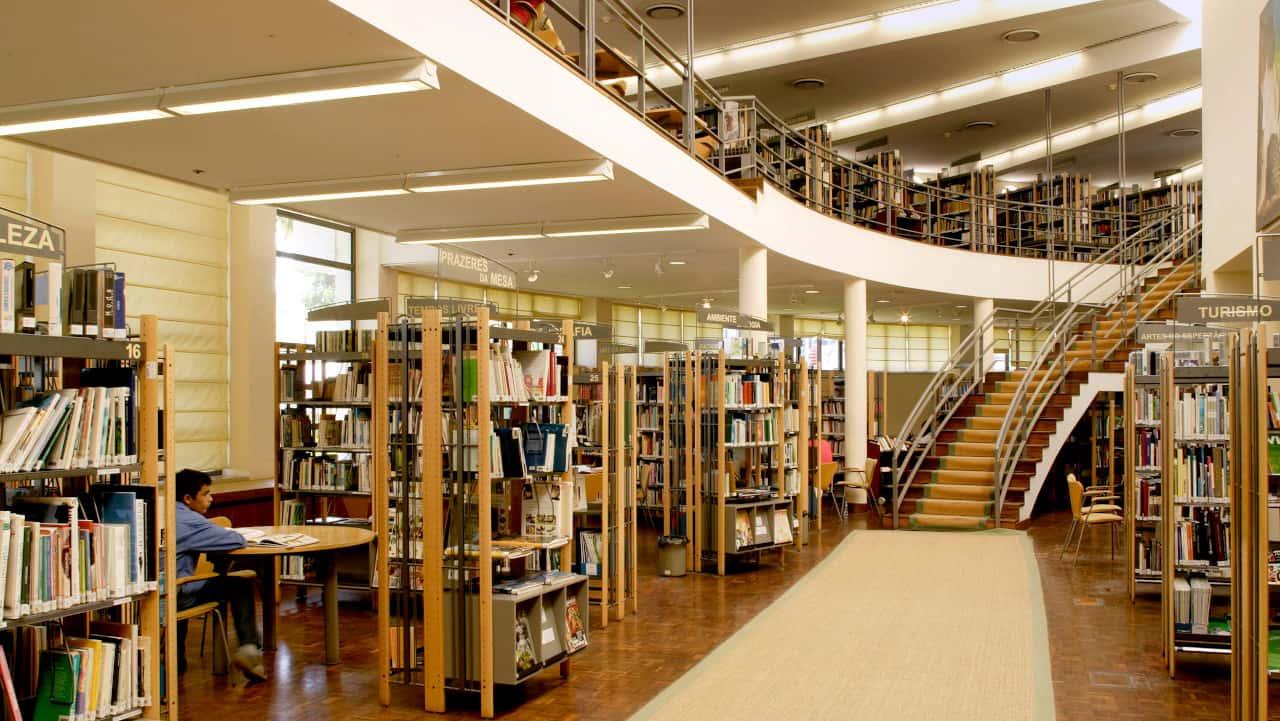 Bibliotecas de Oeiras