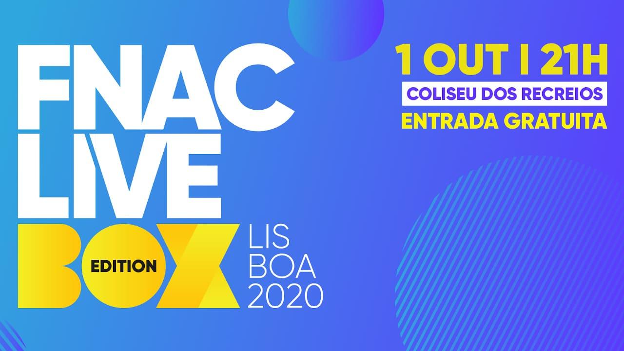 FNAC Live Box Edition