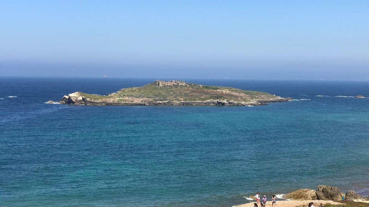Ilha do Pessegueiro - Sonotomia
