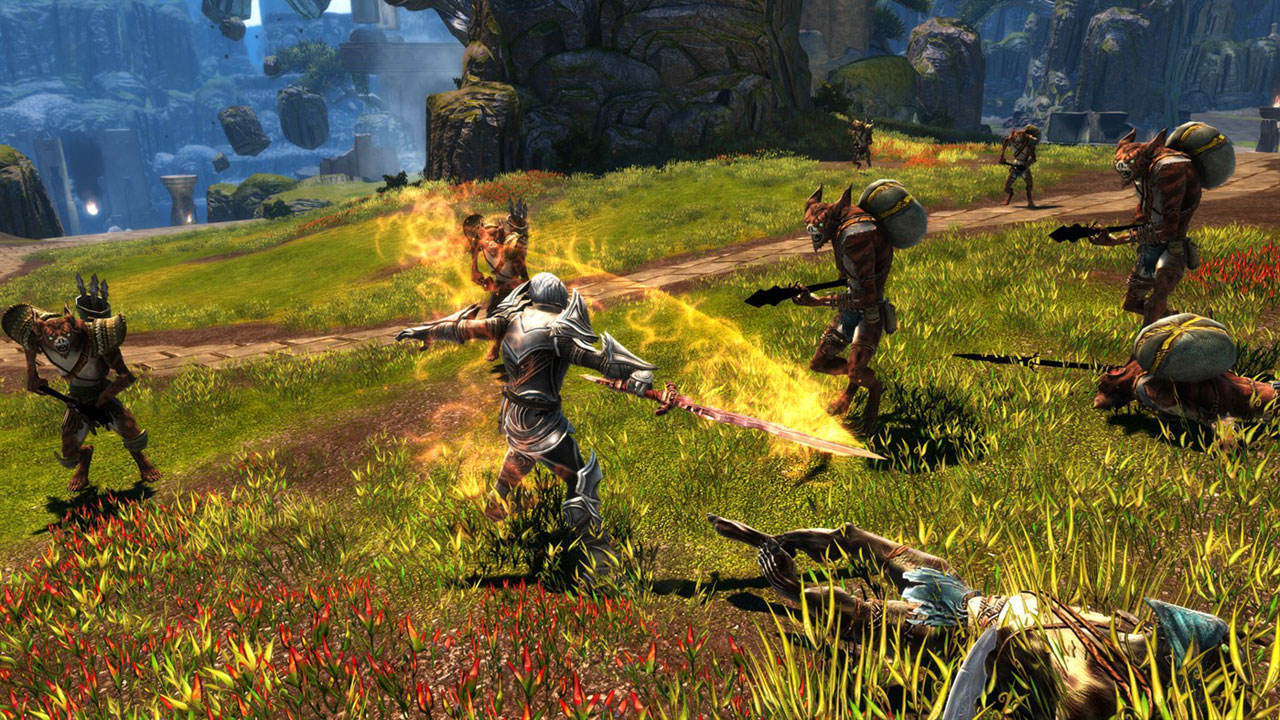 kingdom of amalur re review echo boomer 2