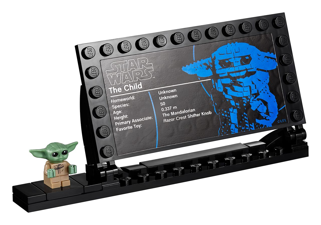 lego star wars the child 2