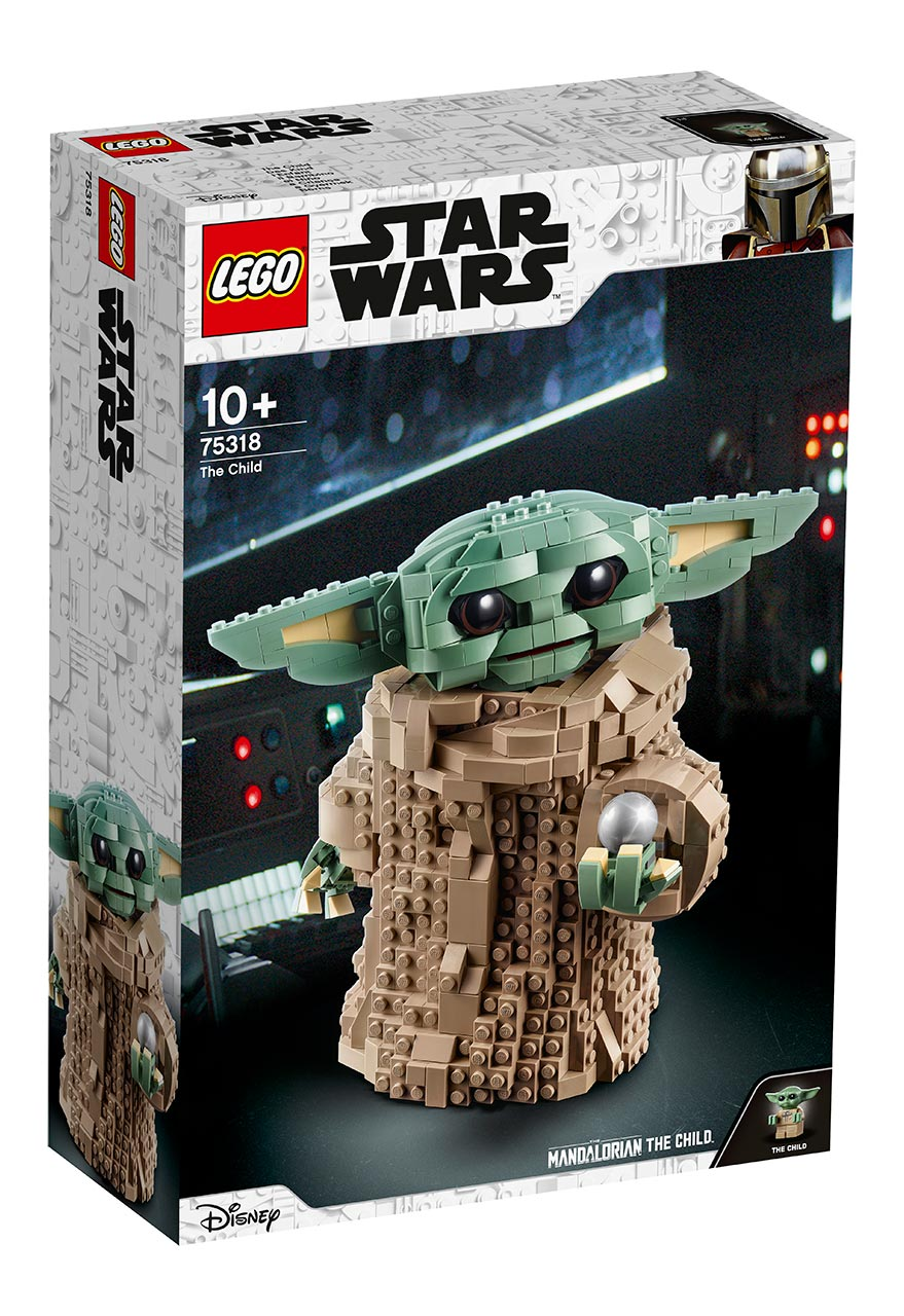 lego star wars the child 3