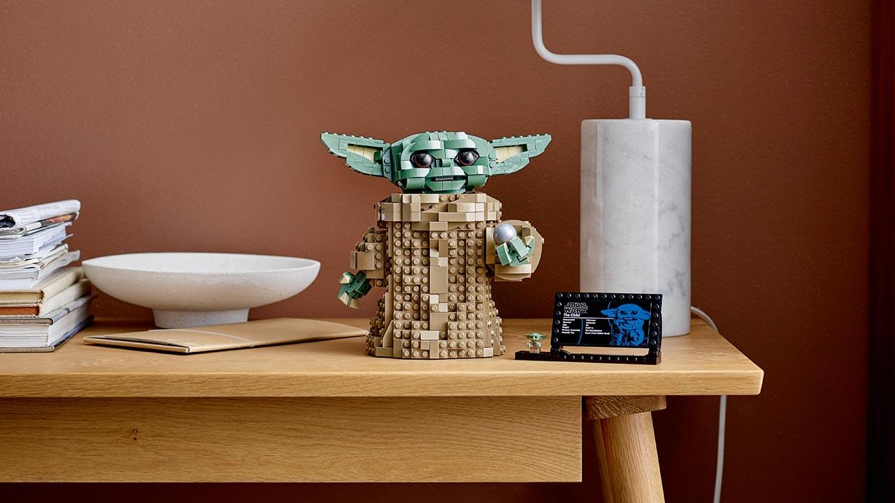 LEGO Star Wars A Criança
