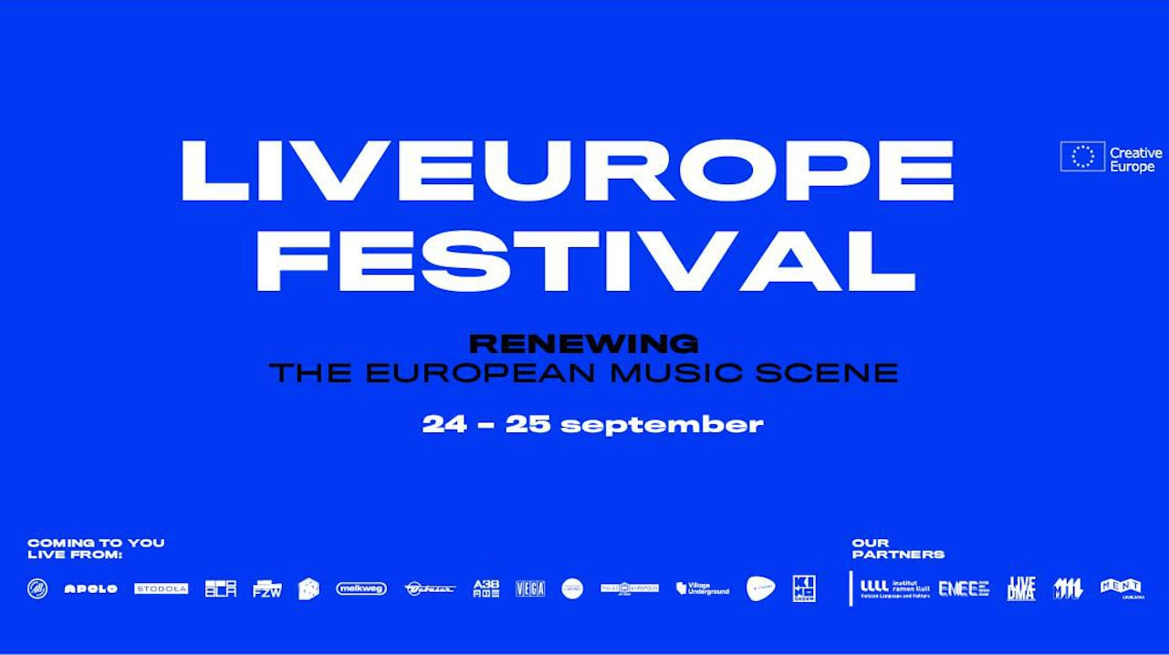 Liveurope Online Festival