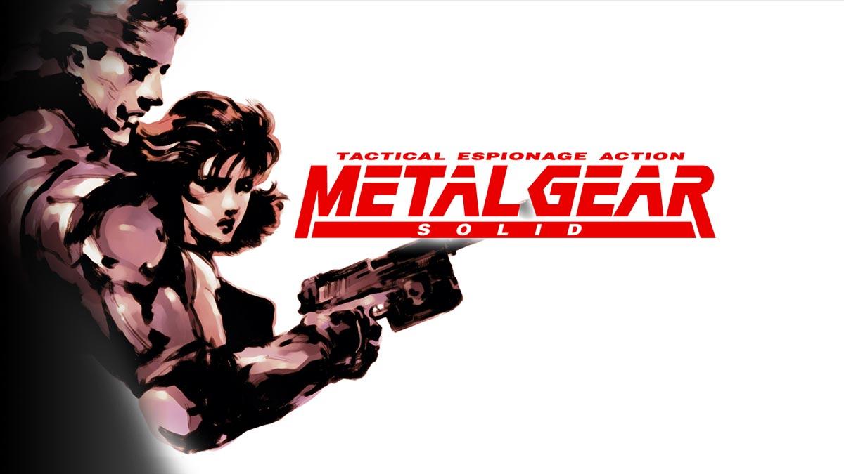 Konami - Metal Gear Solid