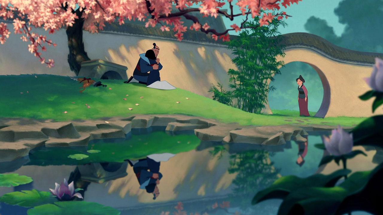 Mulan 1998