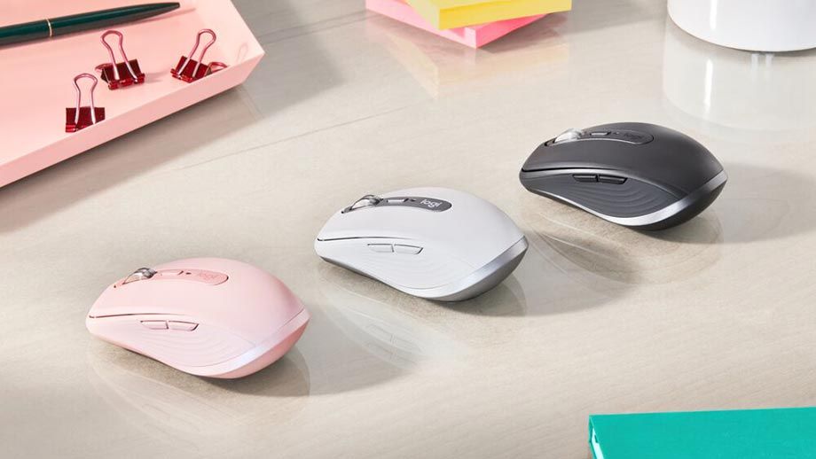 MX Anywhere 3 Wirelelss Compact Mice