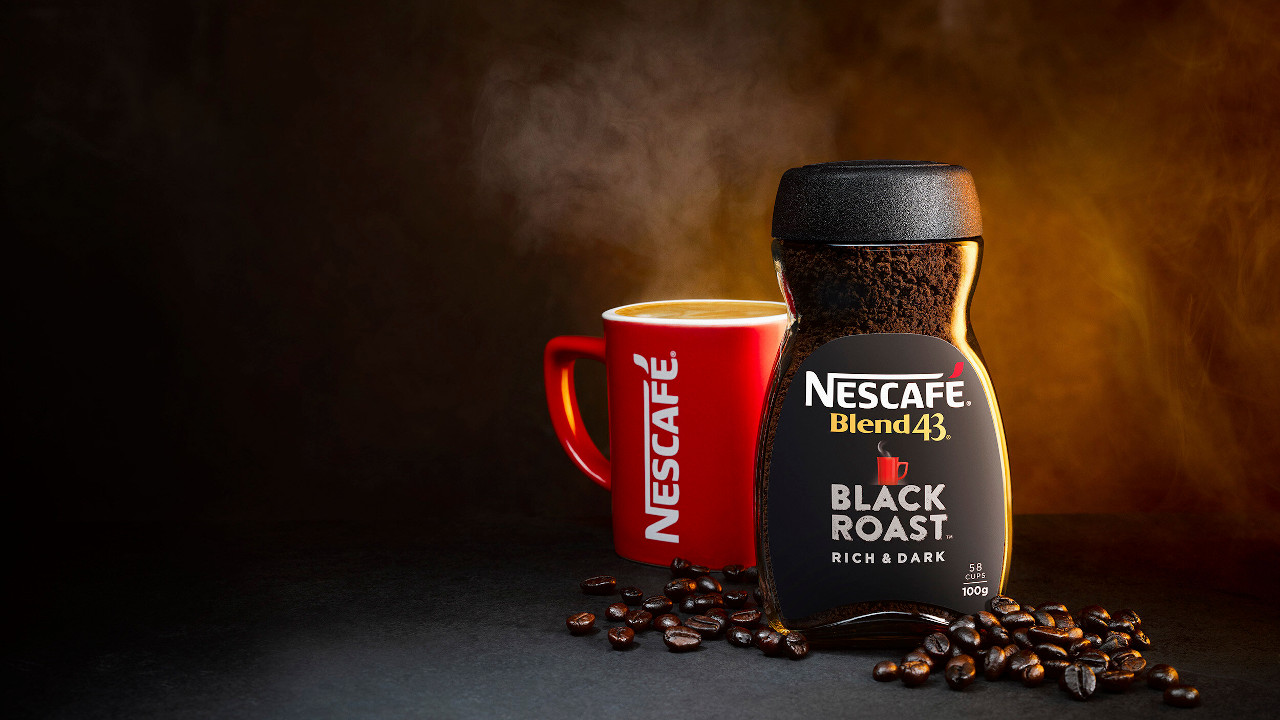 Nescafé Black Roast