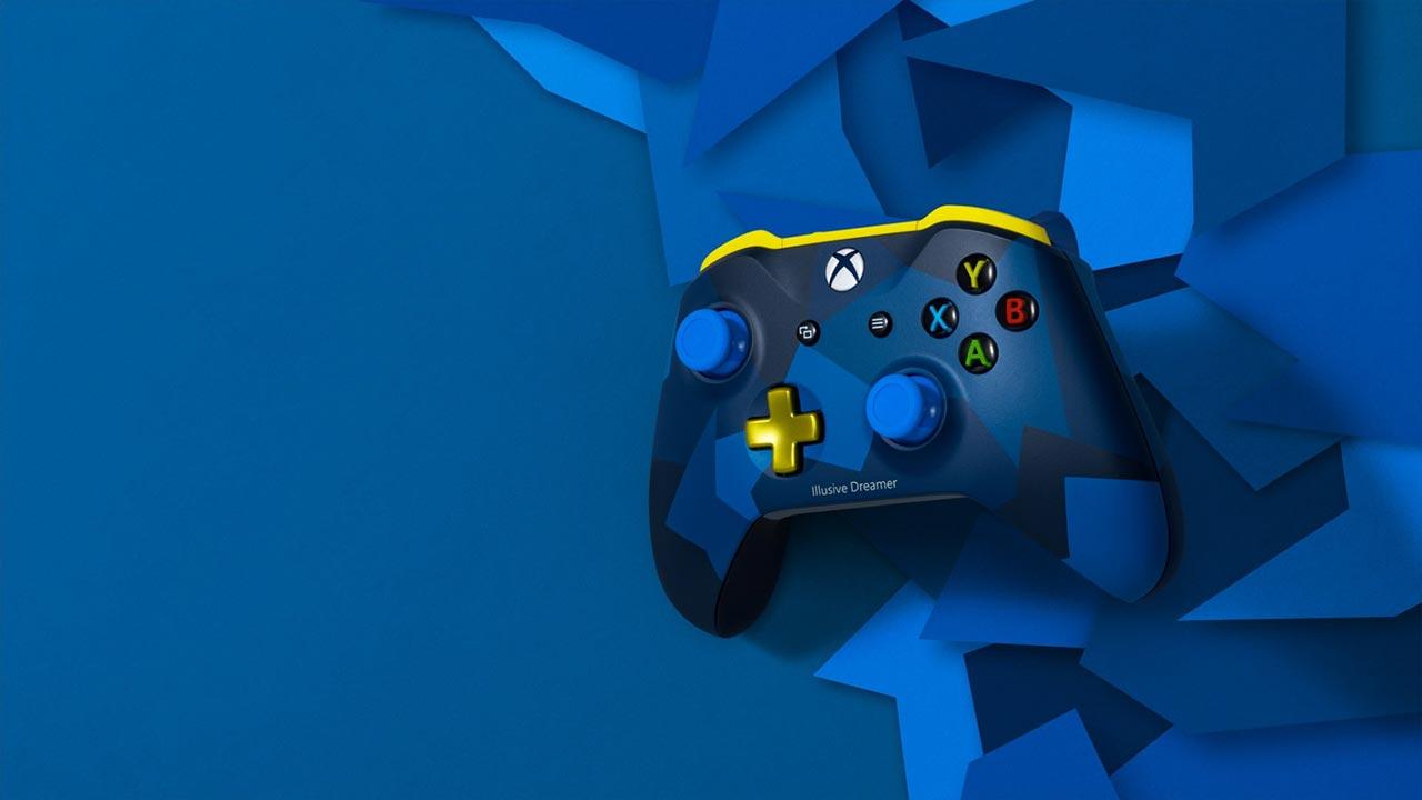 comandos para a Xbox Series X e S