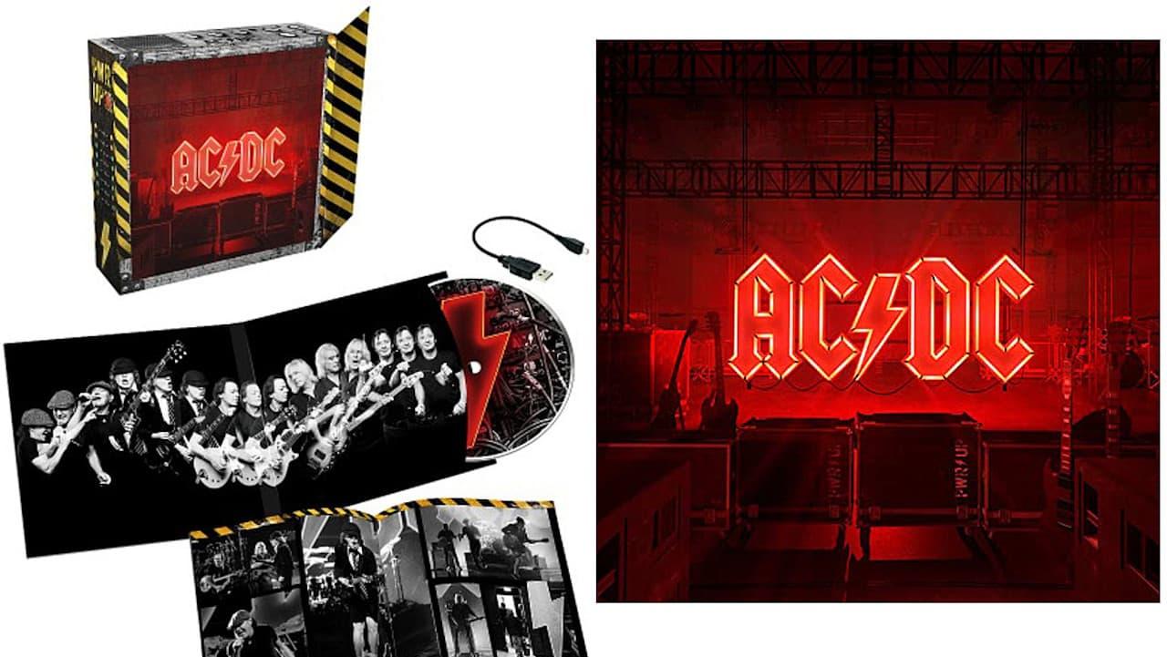 Novo disco dos AC/DC - Power Up