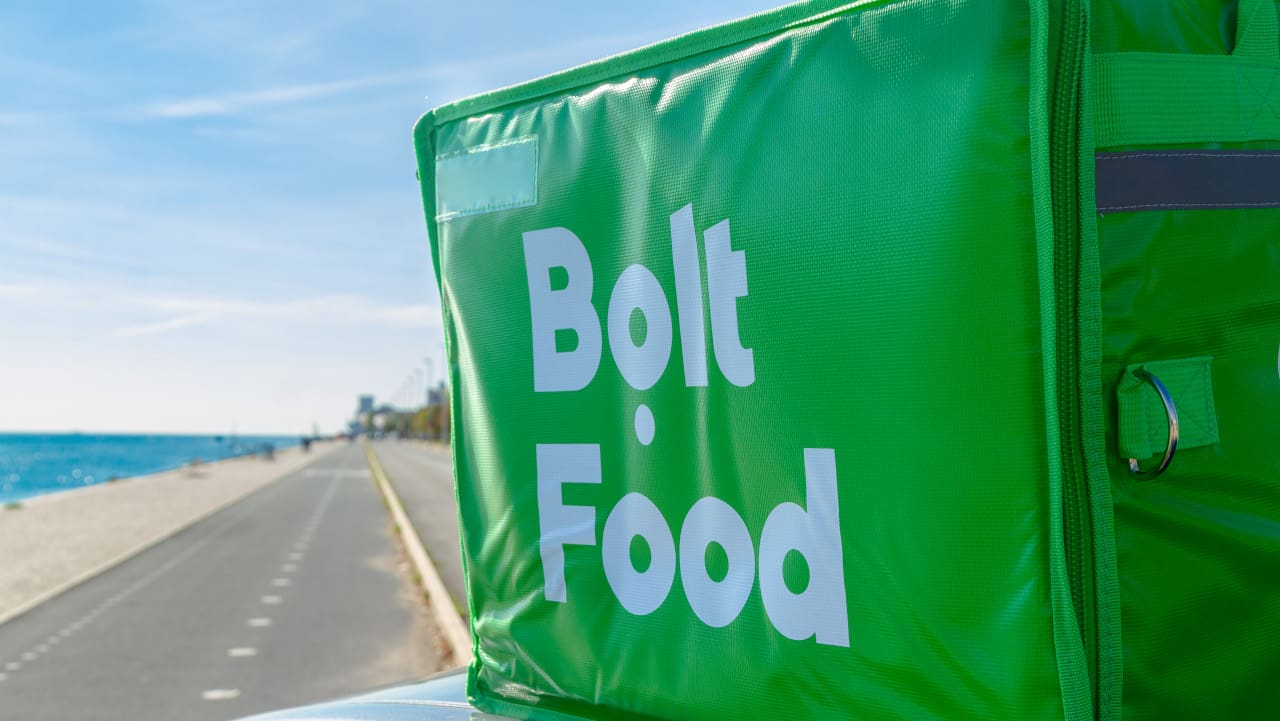 Bolt Food Portugal