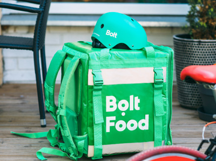 bolt food mochila