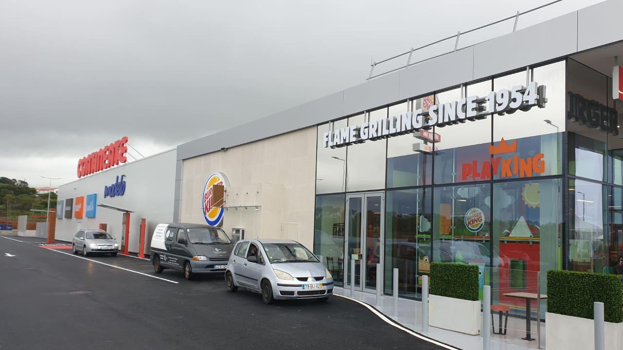 Burger King nos Açores