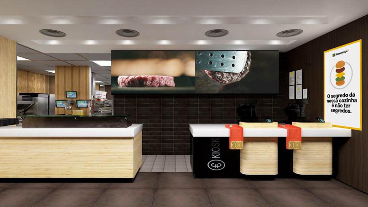 McDonald's visitas virtuais