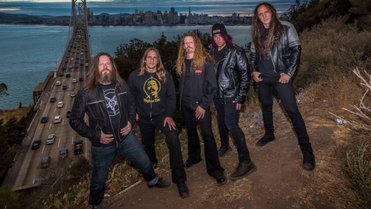 Exodus -Vagos Metal Fest 2021