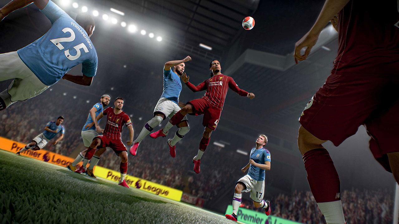 FIFA 21 análise