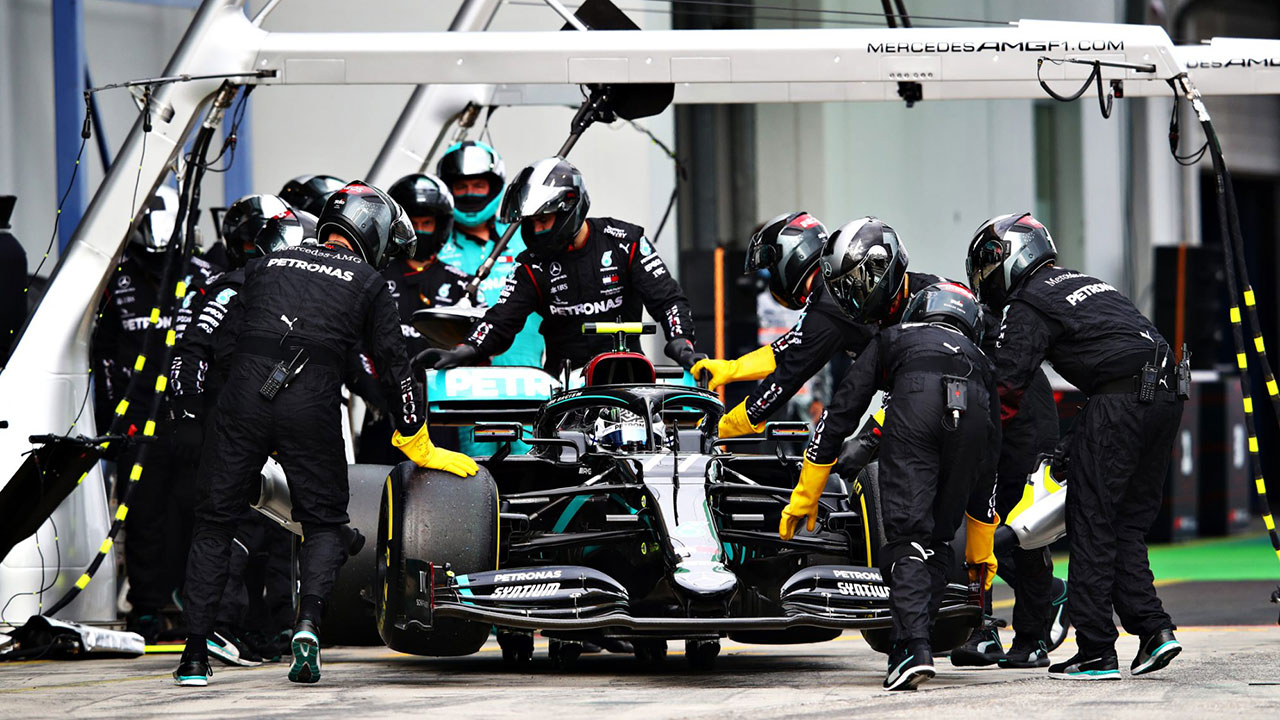 Fórmula 1 - Grande Prémio do Eifel