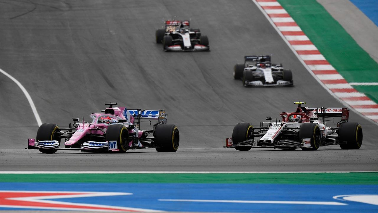Fórmula 1 pode