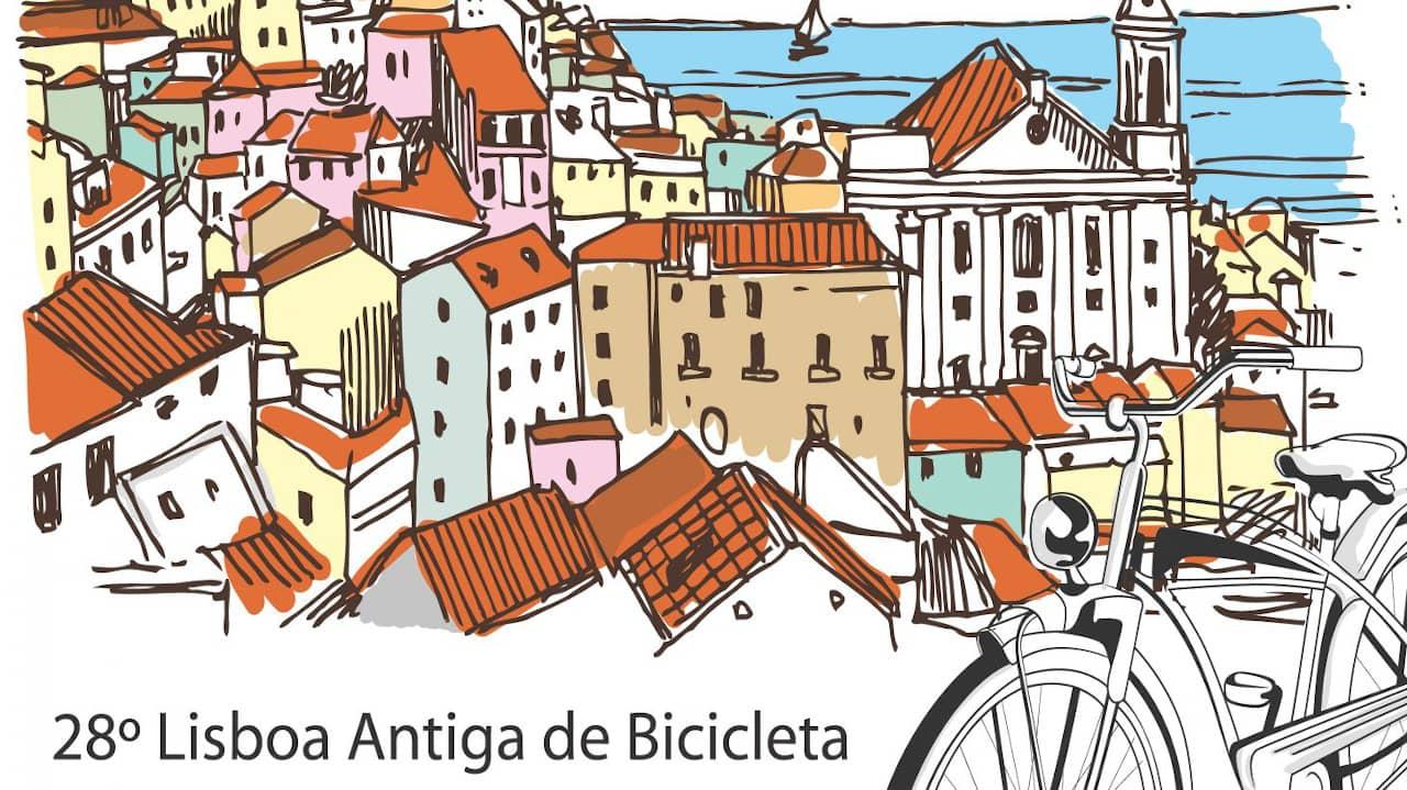 Lisboa Antiga de Bicicleta